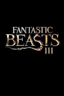 Poster Animali Fantastici 3