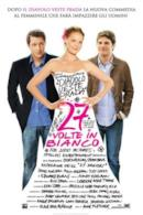 Poster 27 volte in bianco