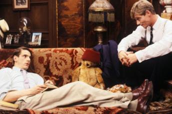 Jeremy Irons e Anthony Andrews