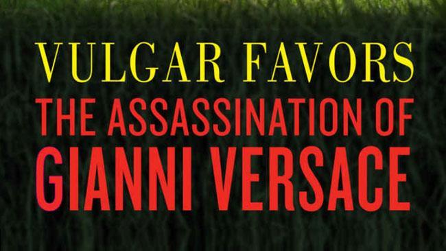 Vulgar Favors: particolare della copertina del libro