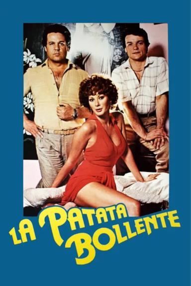 Poster La patata bollente