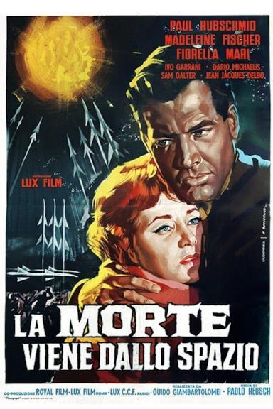 Poster La morte viene dallo spazio