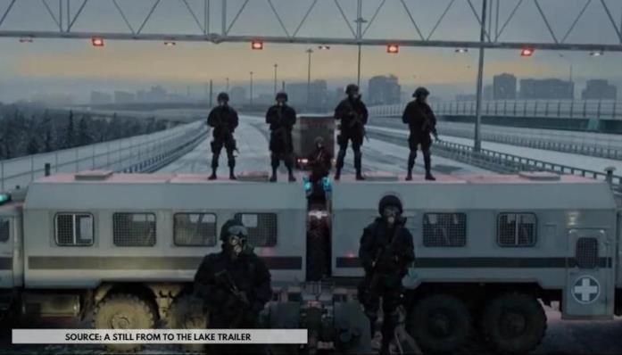 To the Lake: un'immagine dalla prima stagione della serie