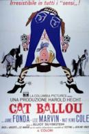 Poster Cat Ballou