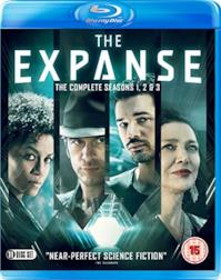 The Expanse: Season 1/2/3 Box Set