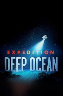 Poster Expedition Deep Ocean