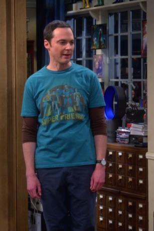 Sheldon SuperAmici