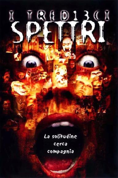 Poster I tredici spettri