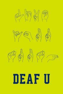 Poster Deaf U