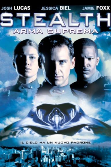 Poster Stealth - Arma suprema