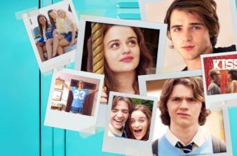 Il cast di The Kissing Booth