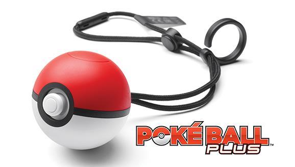 Poké Ball Plus è il nuovo accessorio dedicato a Pokémon: Let's Go Pikachu e Let's Go Eevee