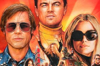 I personaggi del film C'era una volta a... Hollywood