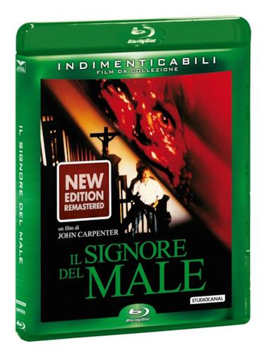 Il Blu-ray dell'horror cult di John Carpenter