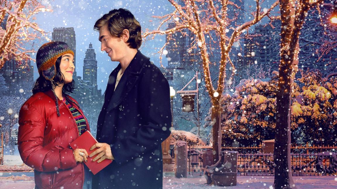 Dash & Lily: trailer, trama e cast della serie natalizia Netflix