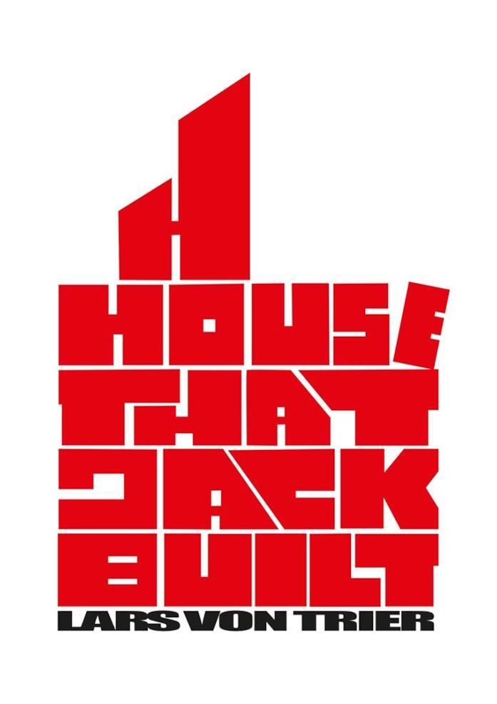 Matt Dillon nel poster di The House That Jack Built