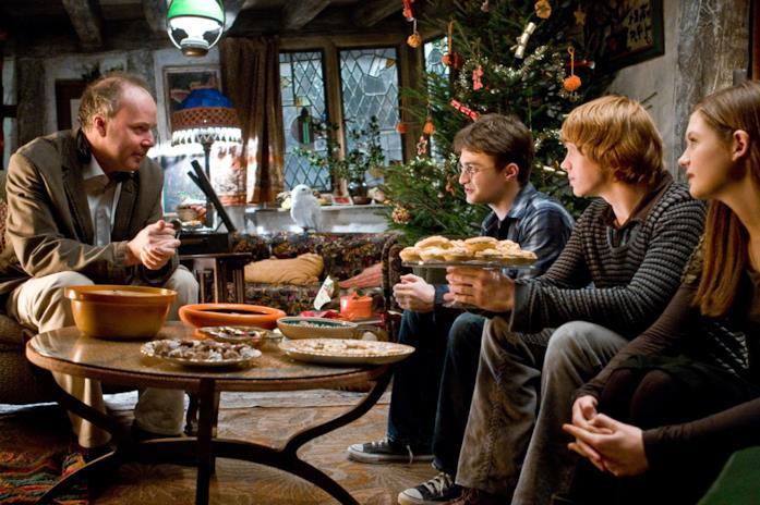 Harry Potter e il Principe Mezzosangue, immagine ufficiale