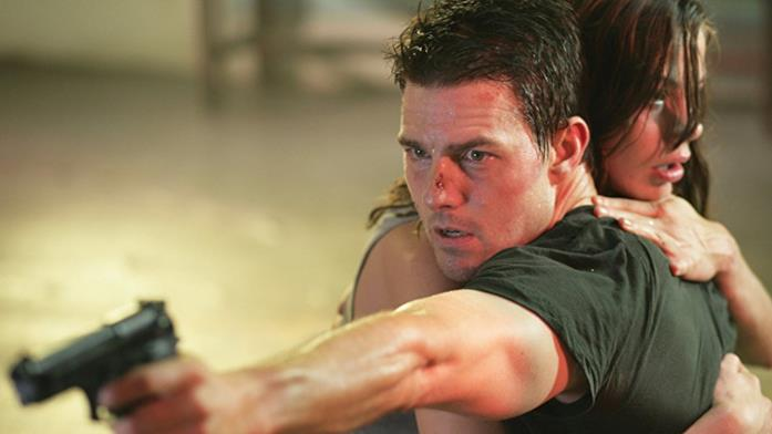 Tom Cruise in Mission Impossibile 3