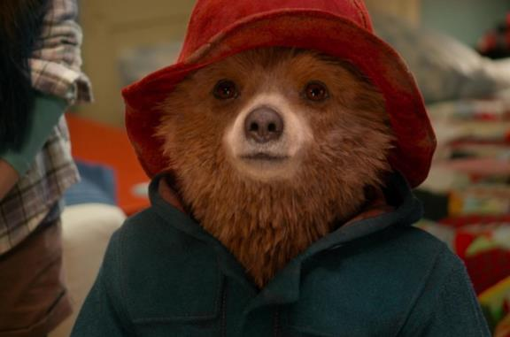 L'orsetto Paddington nel primo film della saga