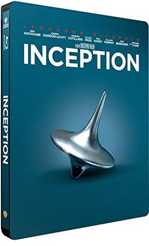 Inception - Iconic Moments Steelbook (2 Blu-Ray)