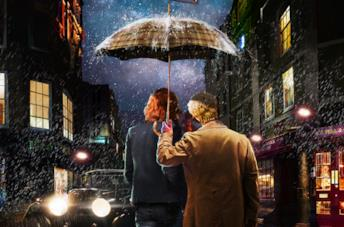 Un dettaglio del poster della seconda stagione