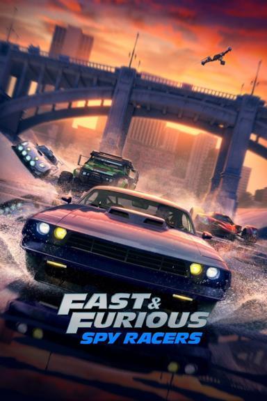 Poster Fast & Furious: Piloti sotto copertura