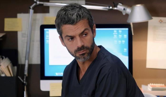 Luca Argentero è Doc, Andrea Fanti