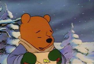 Winnie the Pooh parla con gli amici