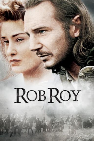 Poster Rob Roy