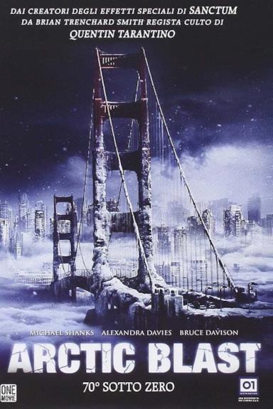 Poster Attacco glaciale