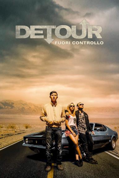 Poster Detour - Fuori controllo