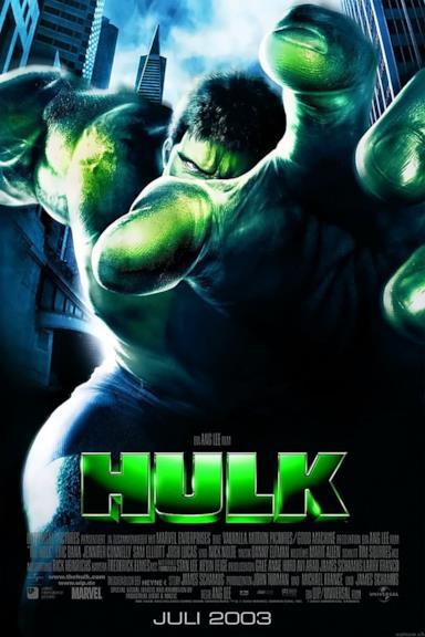 Poster Hulk