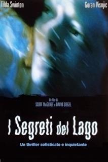 Poster I segreti del lago