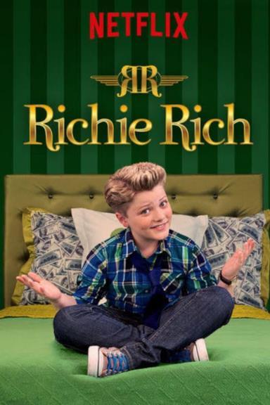 Poster Richie Rich