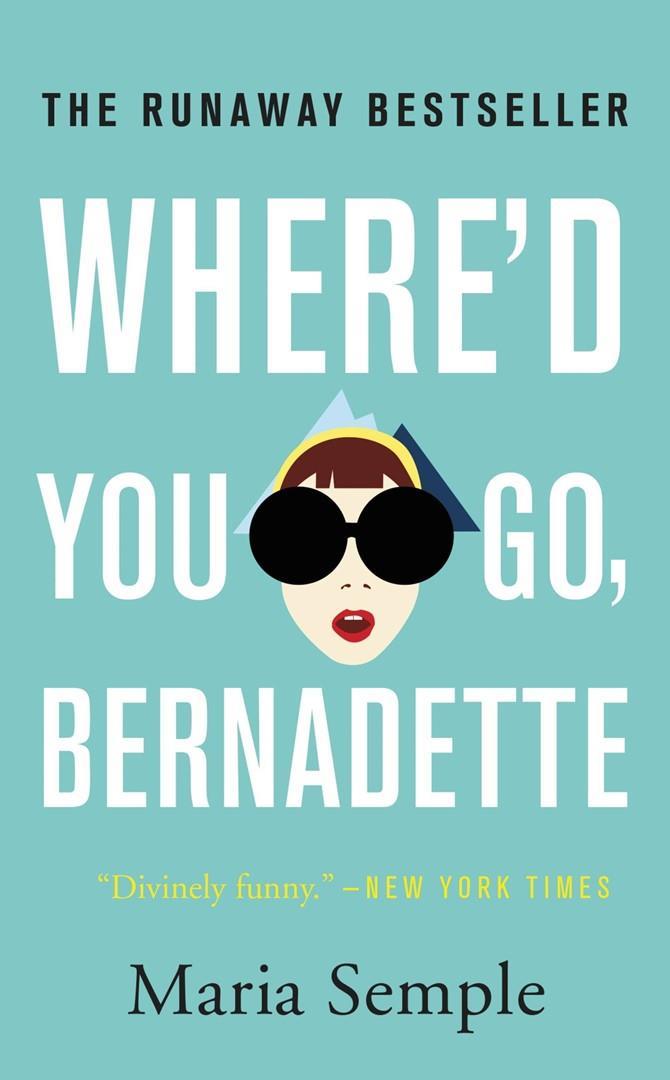 La copertina di Where'd You Go, Bernadette