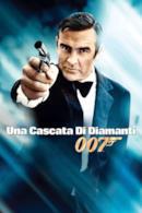Poster Agente 007 - Una cascata di diamanti