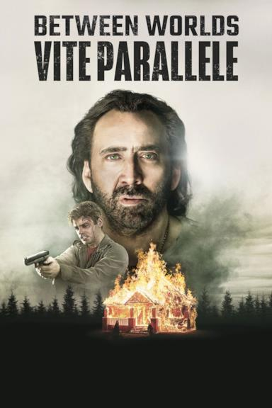 Poster Between Worlds - Vite Parallele