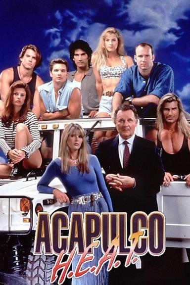 Poster Acapulco H.E.A.T.