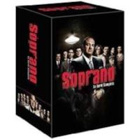 Soprano: La Serie Completa - Cofanetto 28 DVD