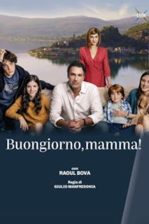 Poster Buongiorno, mamma!