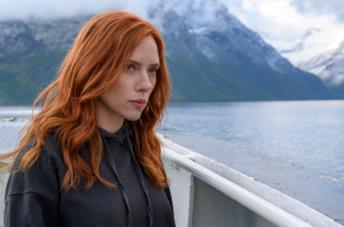 Black Widow in Norvegia