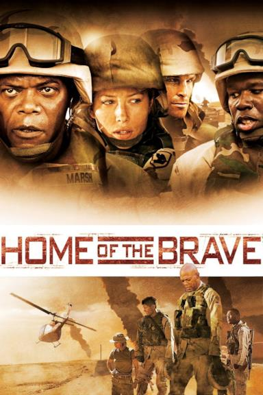 Poster Home of the Brave - Eroi senza gloria