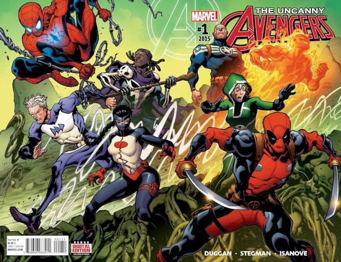 The Uncanny Avengers Vol. 3 #1
