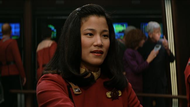 Demora Sulu alias Jacqueline Kim, 1994