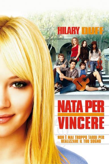 Poster Nata per vincere
