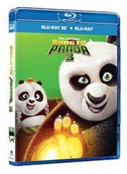 Kung Fu Panda 3 (3D+Br) (New Linelook)
