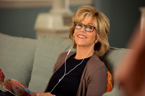 Jane Fonda riceverà il Golden Globe alla carriera