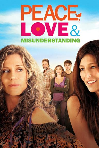 Poster Peace, Love & Misunderstanding