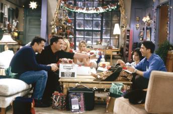 Episodio di Natale in Friends