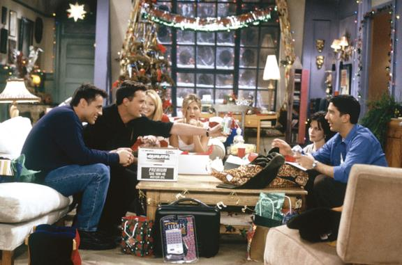Episodio di Natale in Friends